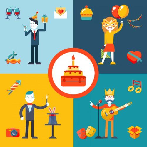 shindigz Hottest Birthday Trends of 2014!