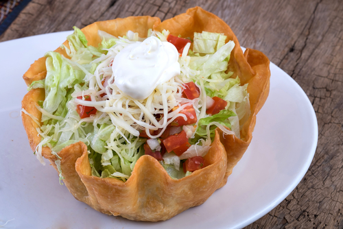 shindigz Mini Taco Bowls