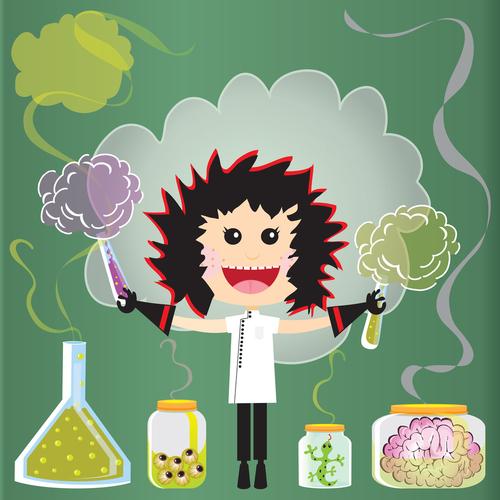 shindigz science birthday party