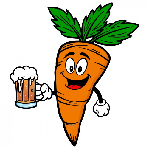 shindigz Root Beer Carrots