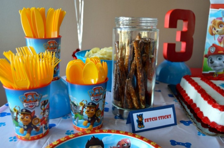 Paw Patrol Party 225