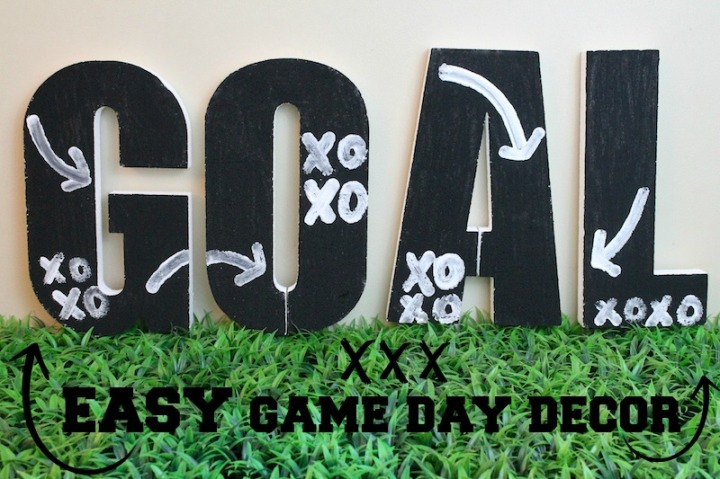 gamedaydecor
